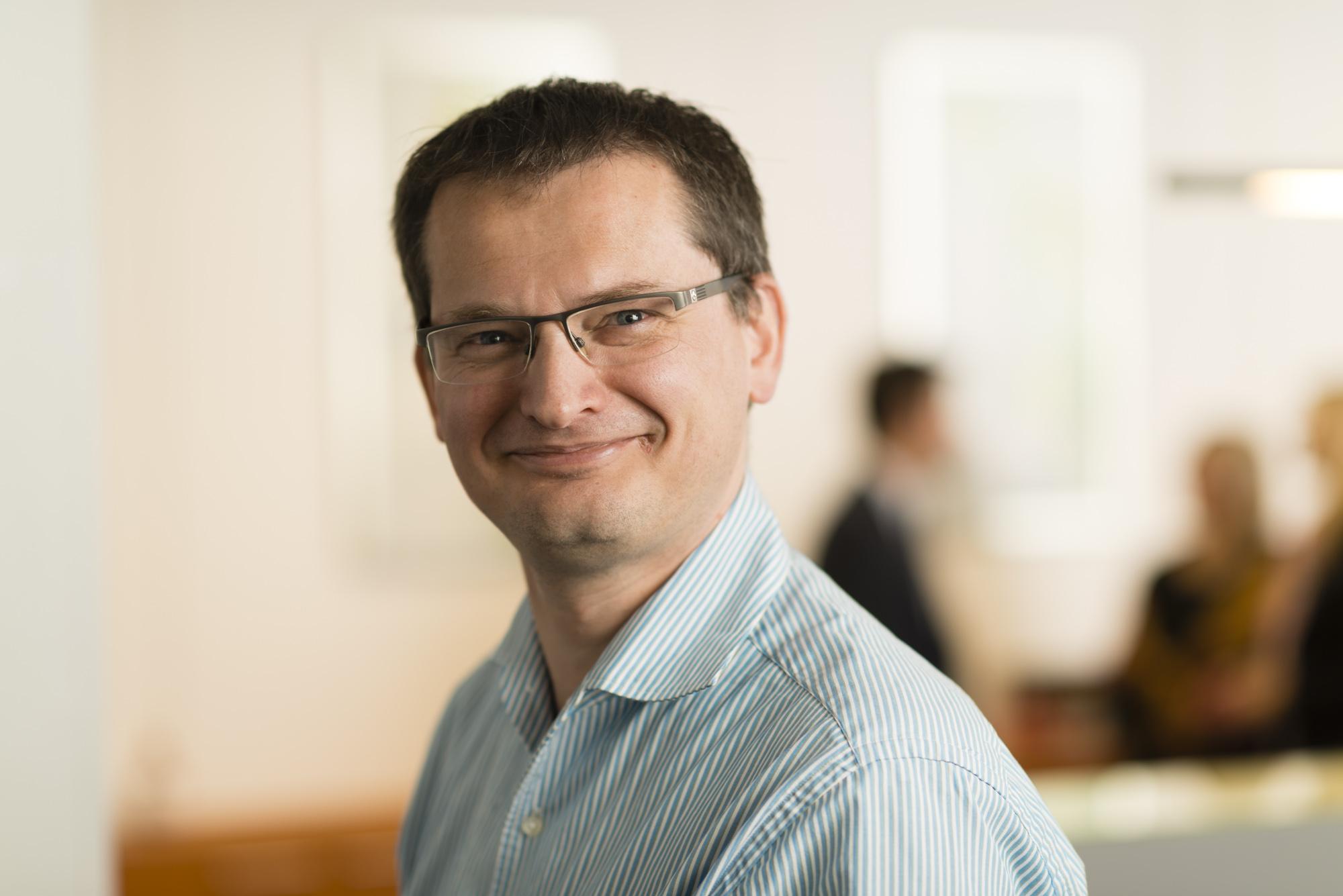 Prof. Benedikt Van Nieuwenhove