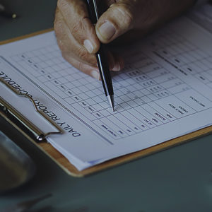 A Risk-Based Approach to Clinical Audits